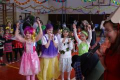 Školský karneval 2011