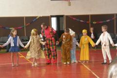 Školský rodinný karneval 2012